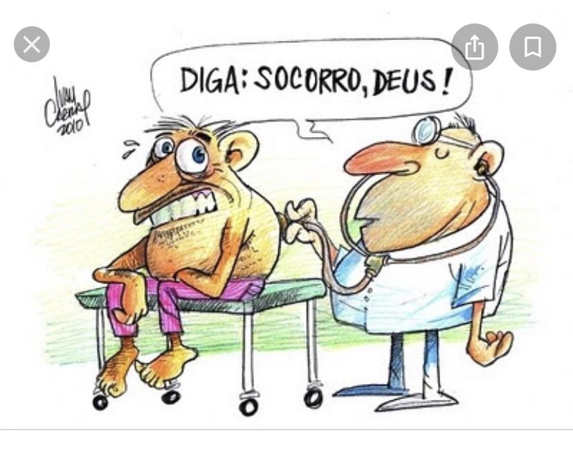 SANDINO AMORIM: o drama dos pacientes no Hospital administrado pela Organização Social