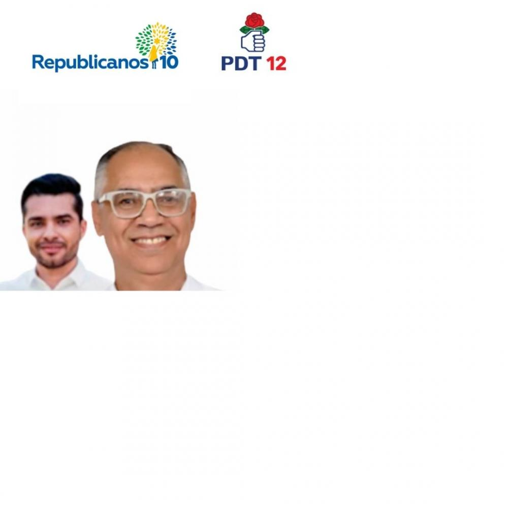 ZECÃO E JHONE HEBER DECIDEM APOIO DO PDT E REPUBLICAMOS A ZILOMAR