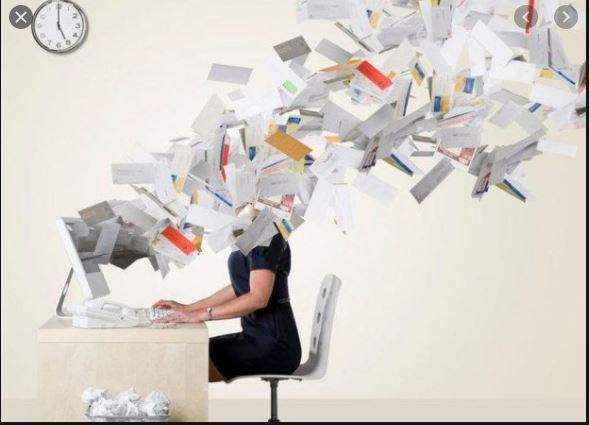 TEMA: As consequências do excesso de informações na vida das pessoas