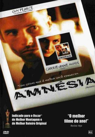 Análise do filme amnésia